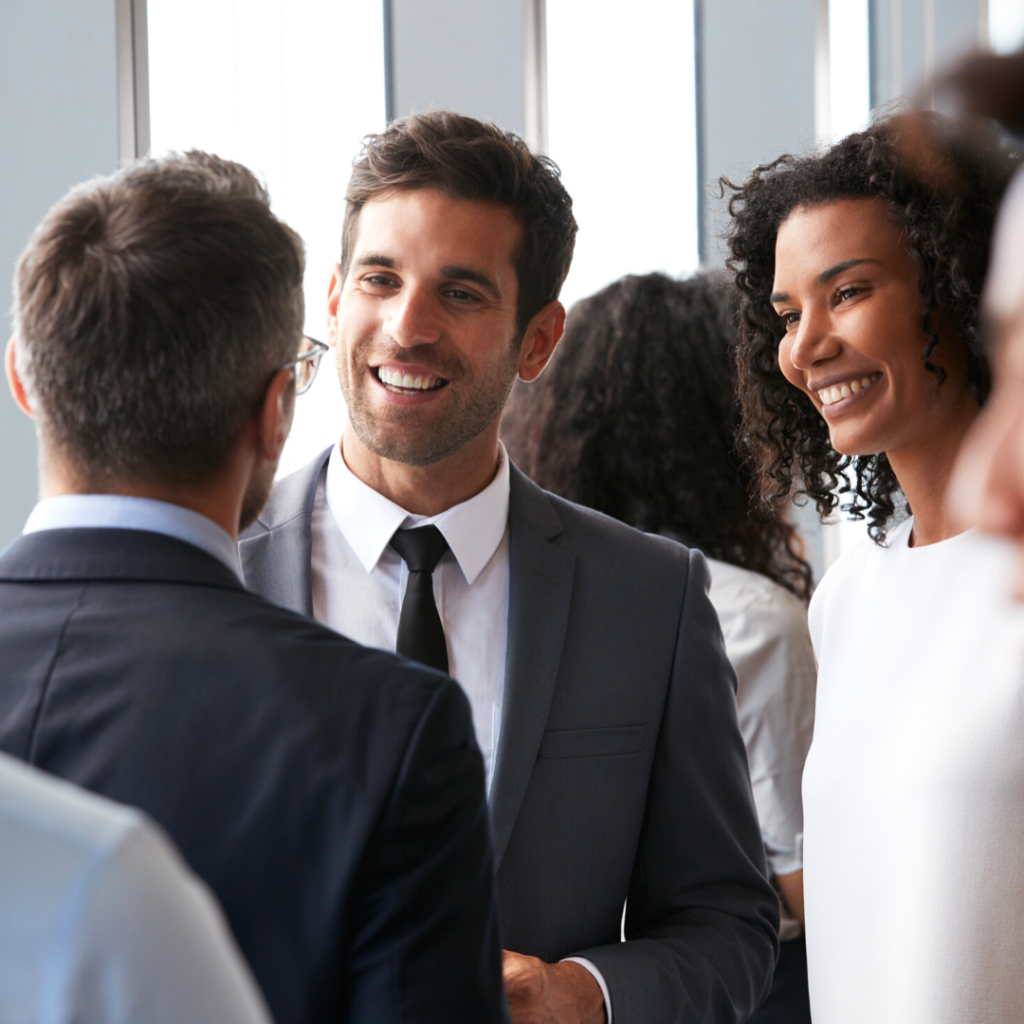 Human capital action 5: Start networking