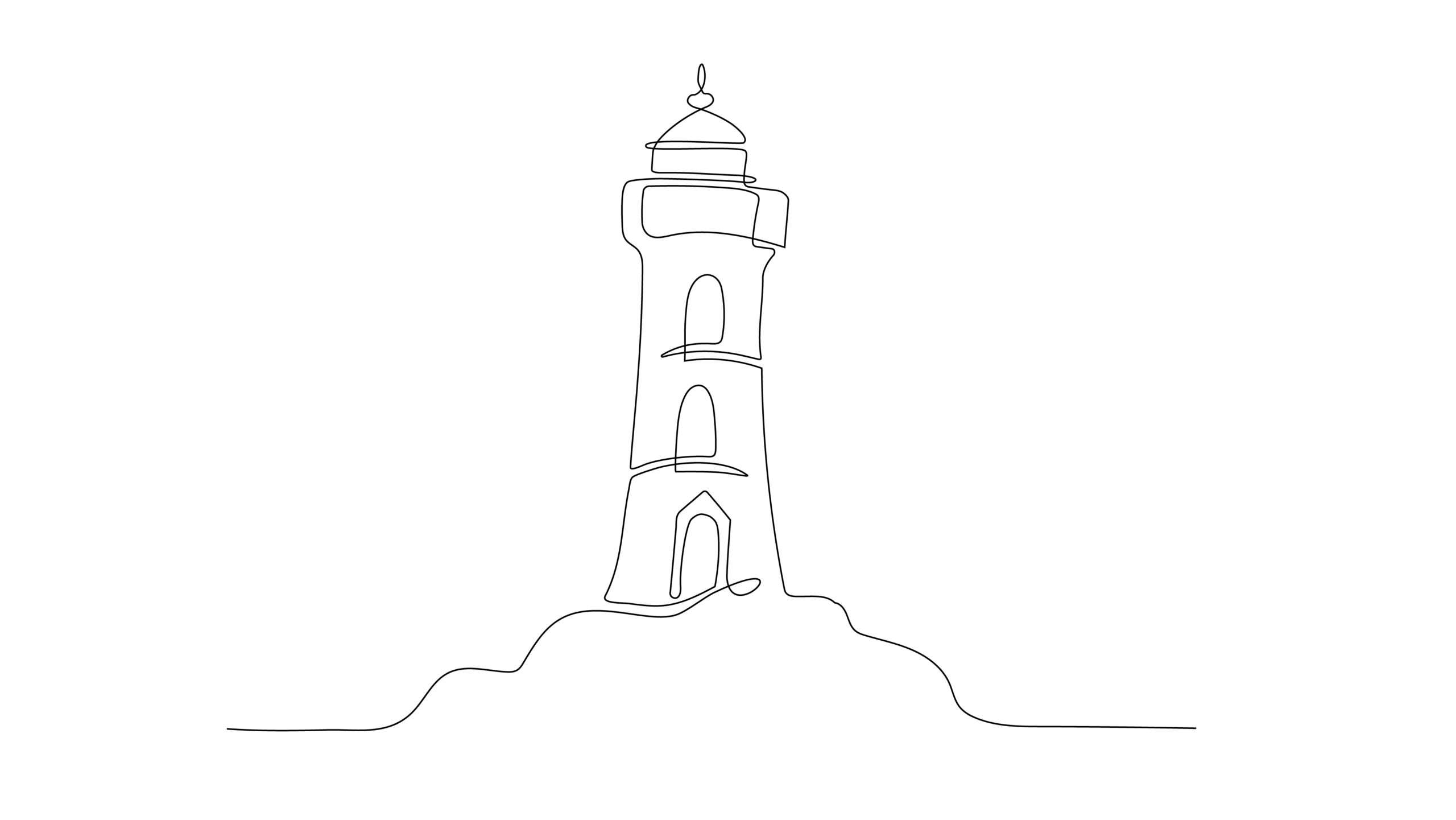 destination waelth lighthouse