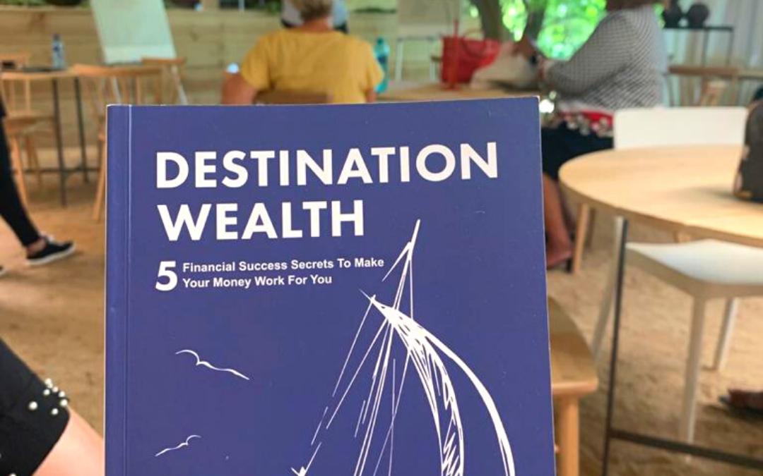 Feasting on Destination Wealth's financial success secrets at Momentum's Science of Success