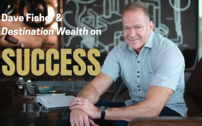 Dave and DW on success